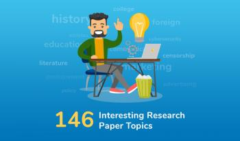 146 Interesting Research Paper Topics