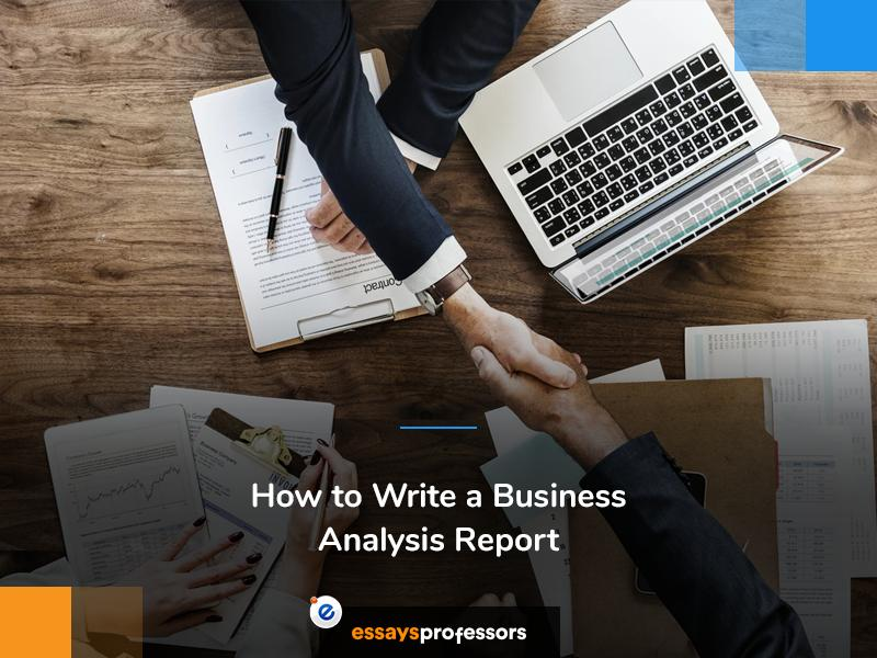how-to-write-a-business-analysis-report