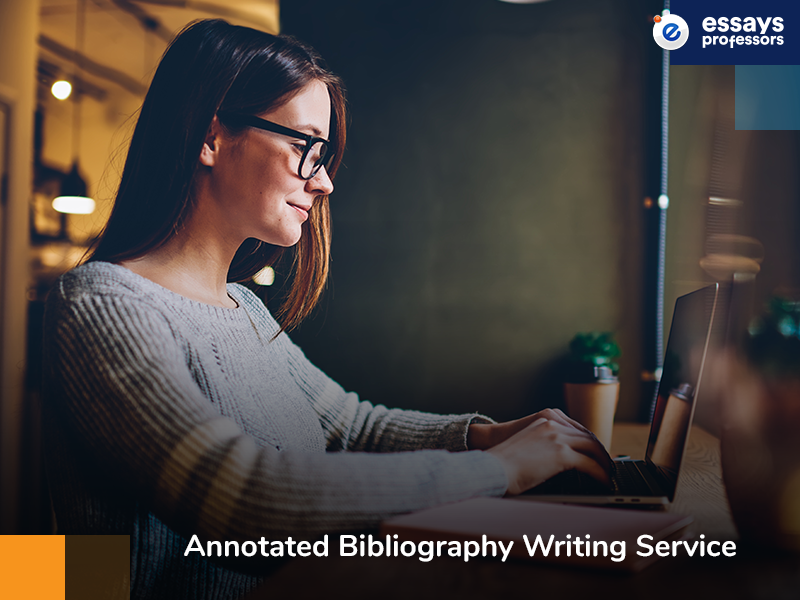 Annotated Bibliography Writing Service