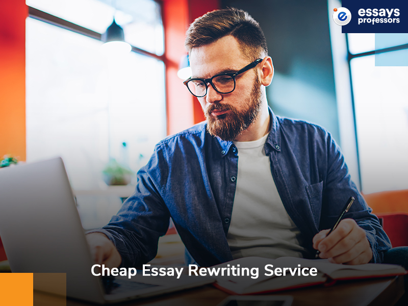Cheap Essay Rewriting Service