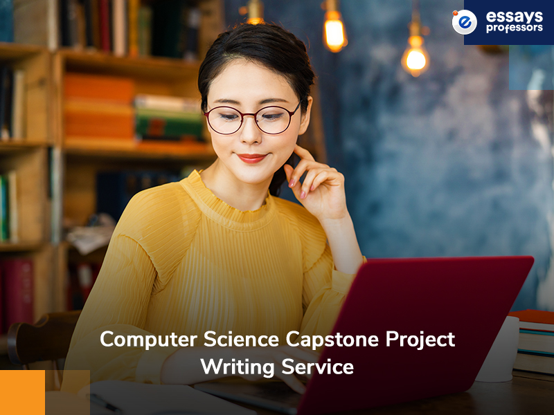 Computer Science Capstone Project Writing Service