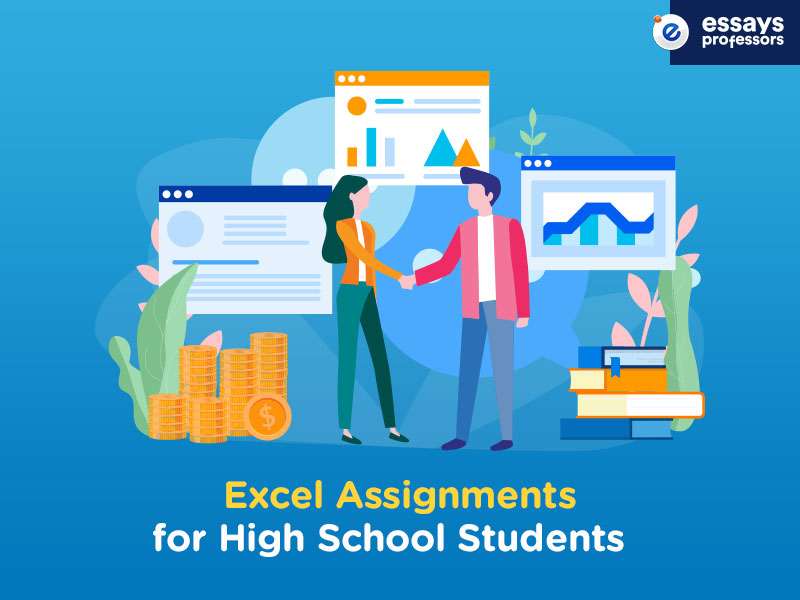 Excel Assignments for High School Students