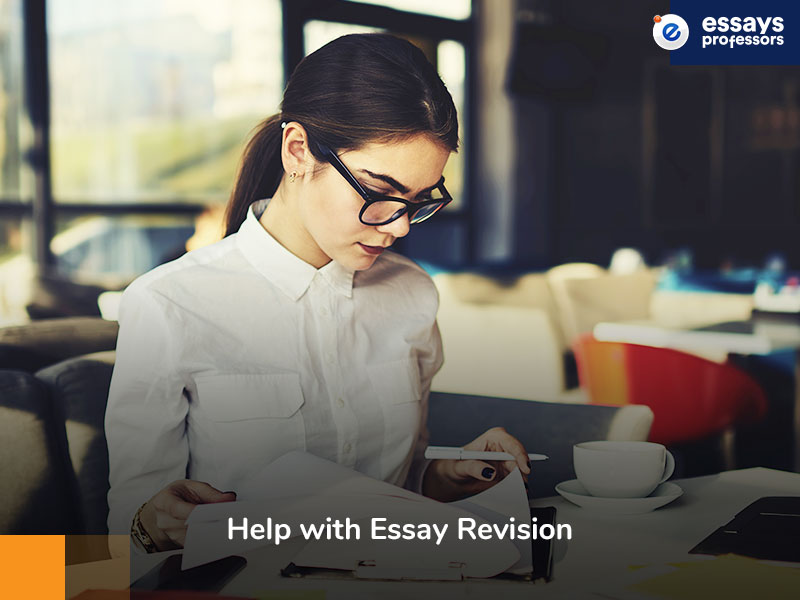 Help with Essay Revision