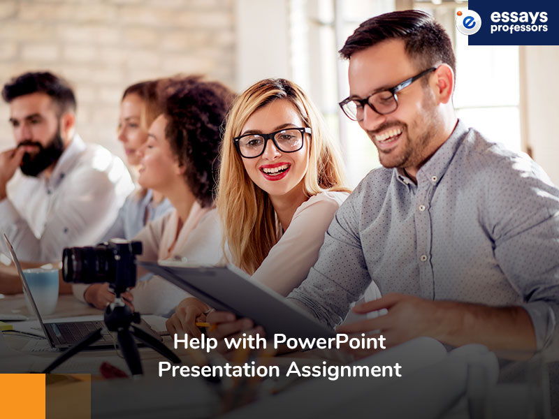 Help with Powerpoint Presentation Assignment