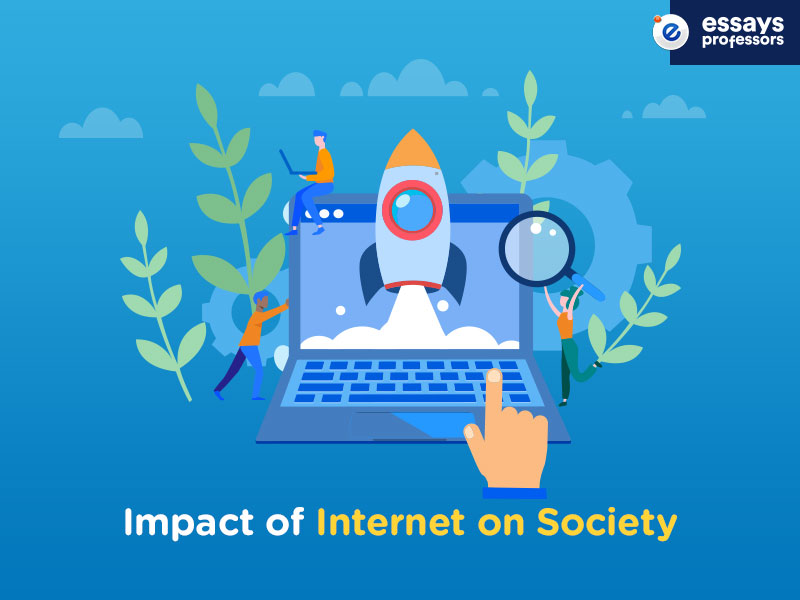 Impact of Internet on Society