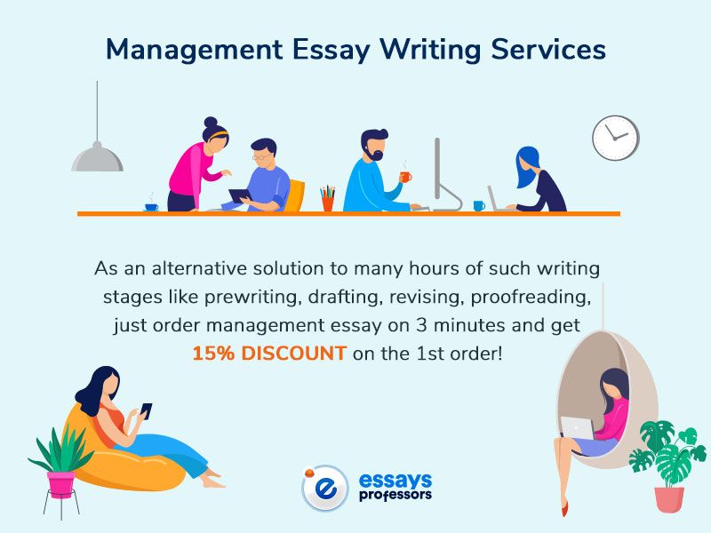 Management Essay Writing Services