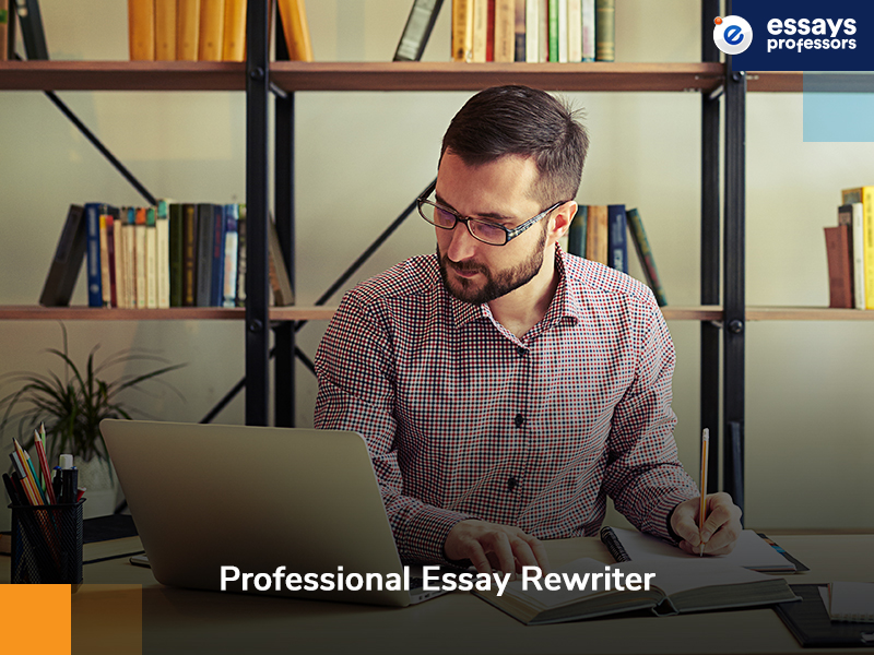 Professional Essay Rewriter