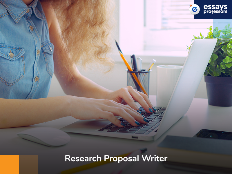 Research Proposal Writer