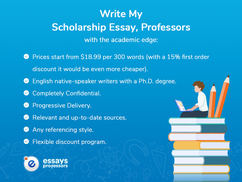 Write My Scholarship Essay